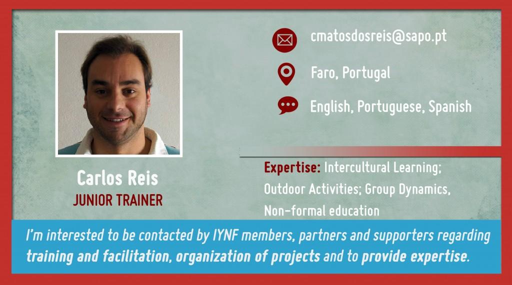 Carlos Reis profile