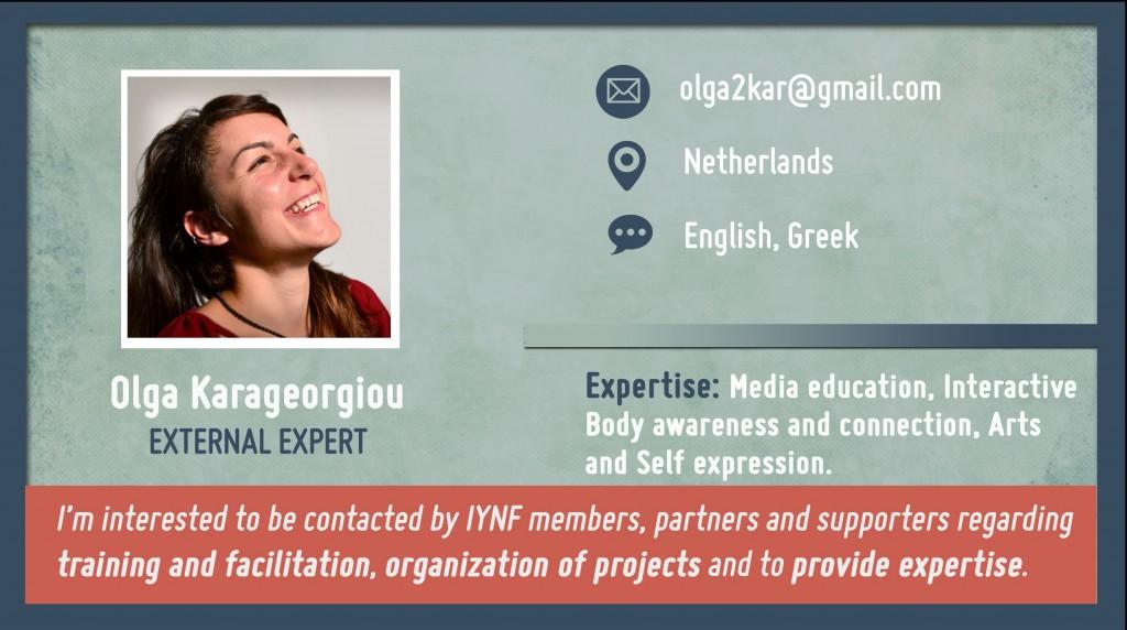 Olga profile